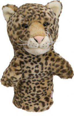 Daphne Headcover Driver Leopard i gruppen Golftillbehör / Headcover Metalwoods hos Dimbo Golf AB (9981190-66LEO)