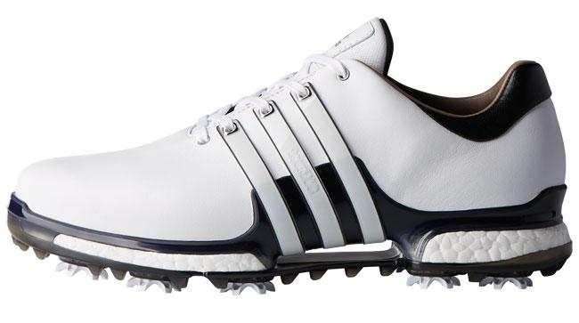 adidas golfsko herr tour 360 boost 2 vit