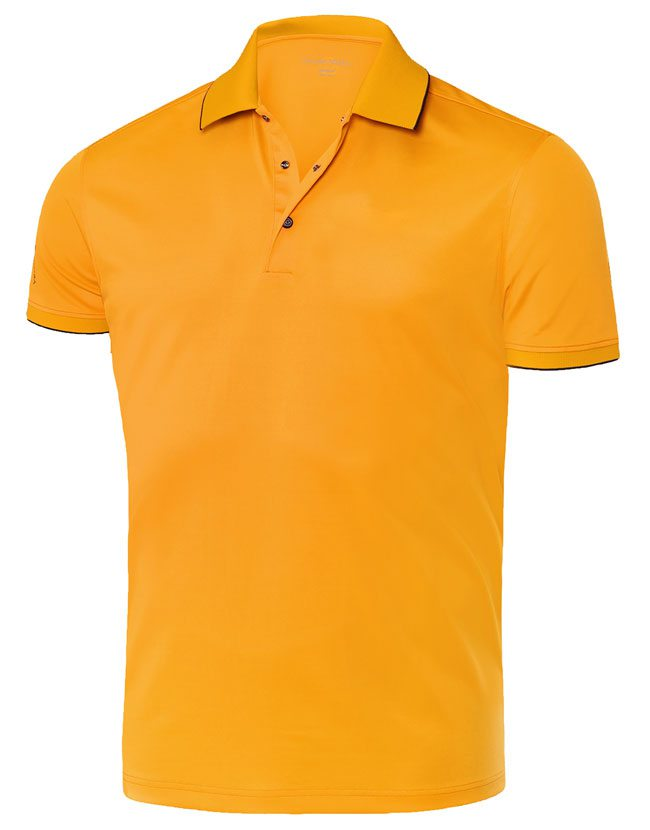 Galvin Green Piké Herr Marty Orange.