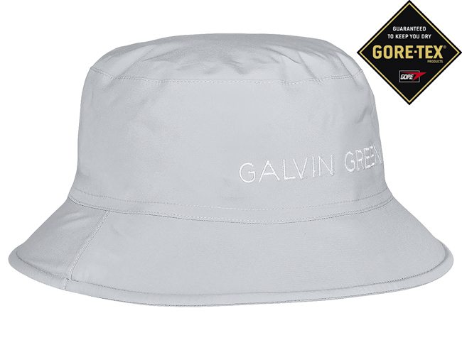 7ed10dbc2be Galvin Green Gore-Tex Paclite Rain hat ARK Steel Grey