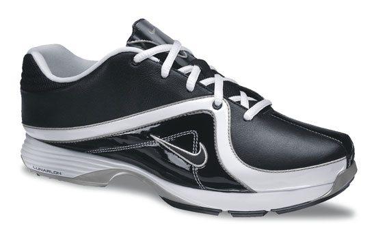 pretty nice c34ae 61be1 Nike Golfskor Dam Lunar Brassie 482101 Svart Vit Silver