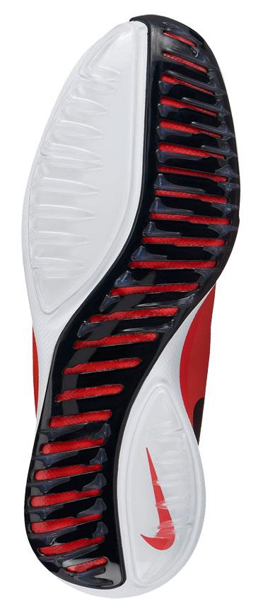 wholesale dealer d3608 317be Nike Golfskor Herr Lunar Control Vapor 849971 Röd.