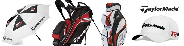 TaylorMade golfbag paraply keps 2015