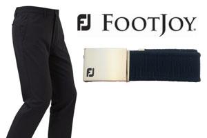 Footjoy bälte på köpet