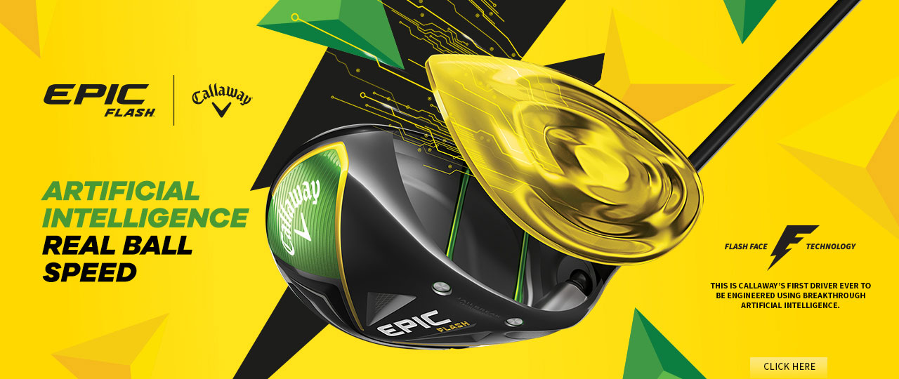 Callaway Driver Epic Flash