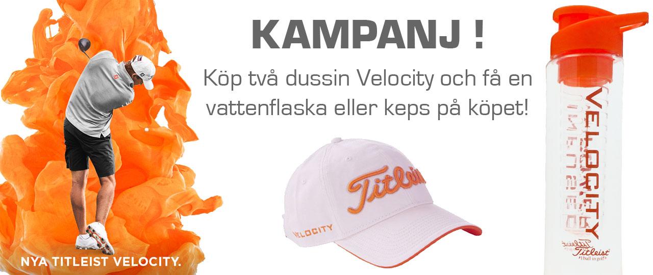 Titleist Velocity Kampanj